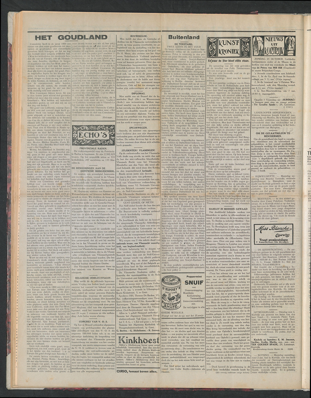 Het Kortrijksche Volk 1925-10-18 p2