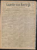 Gazette Van Kortrijk 1908-02-02 p1