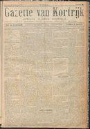 Gazette van Kortrijk 1916-12-30