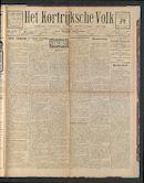 Het Kortrijksche Volk 1924-09-28 p1