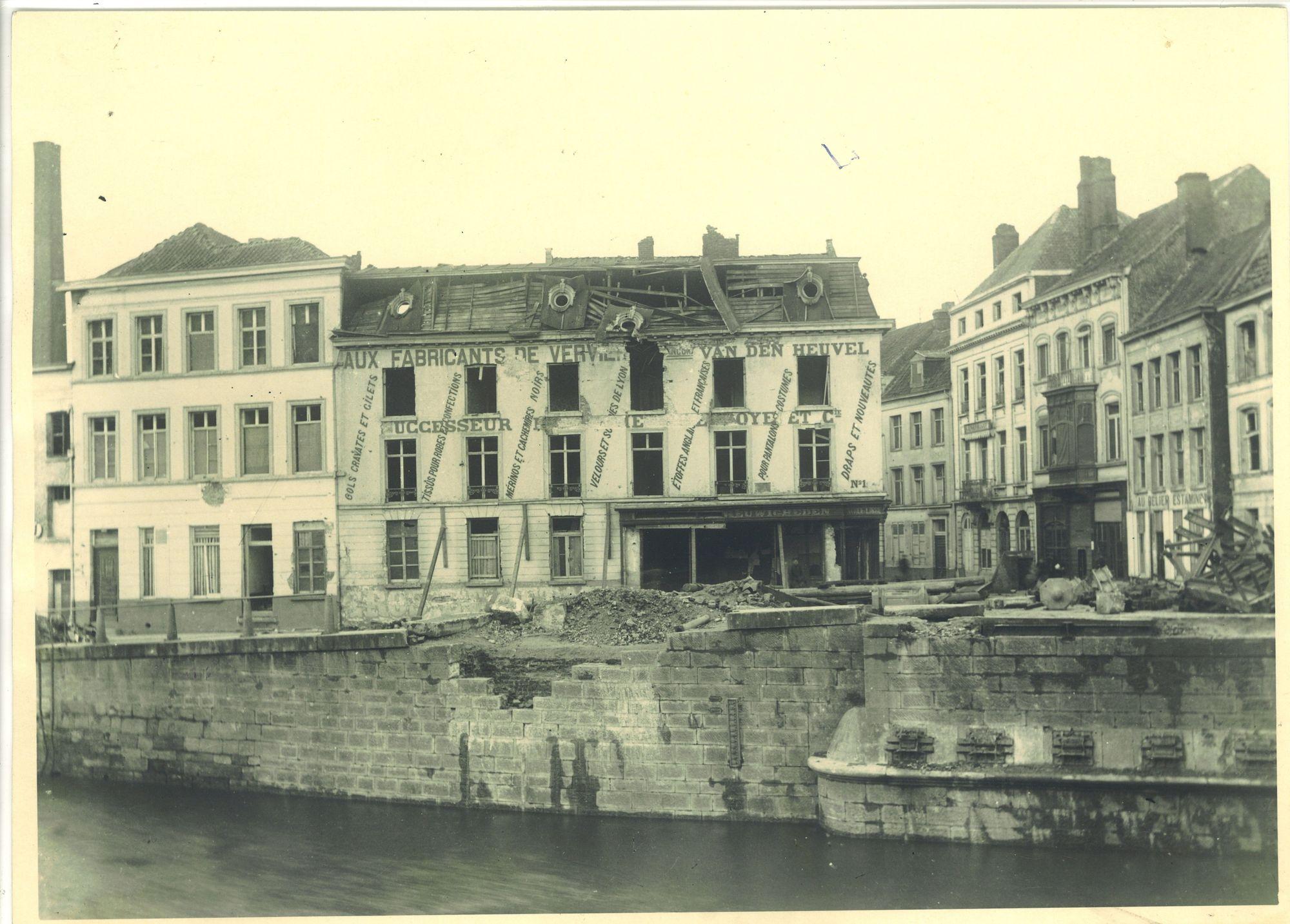 Budastraat en Reepkaai