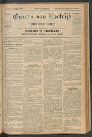 Gazette Van Kortrijk 1897-08-01 p1