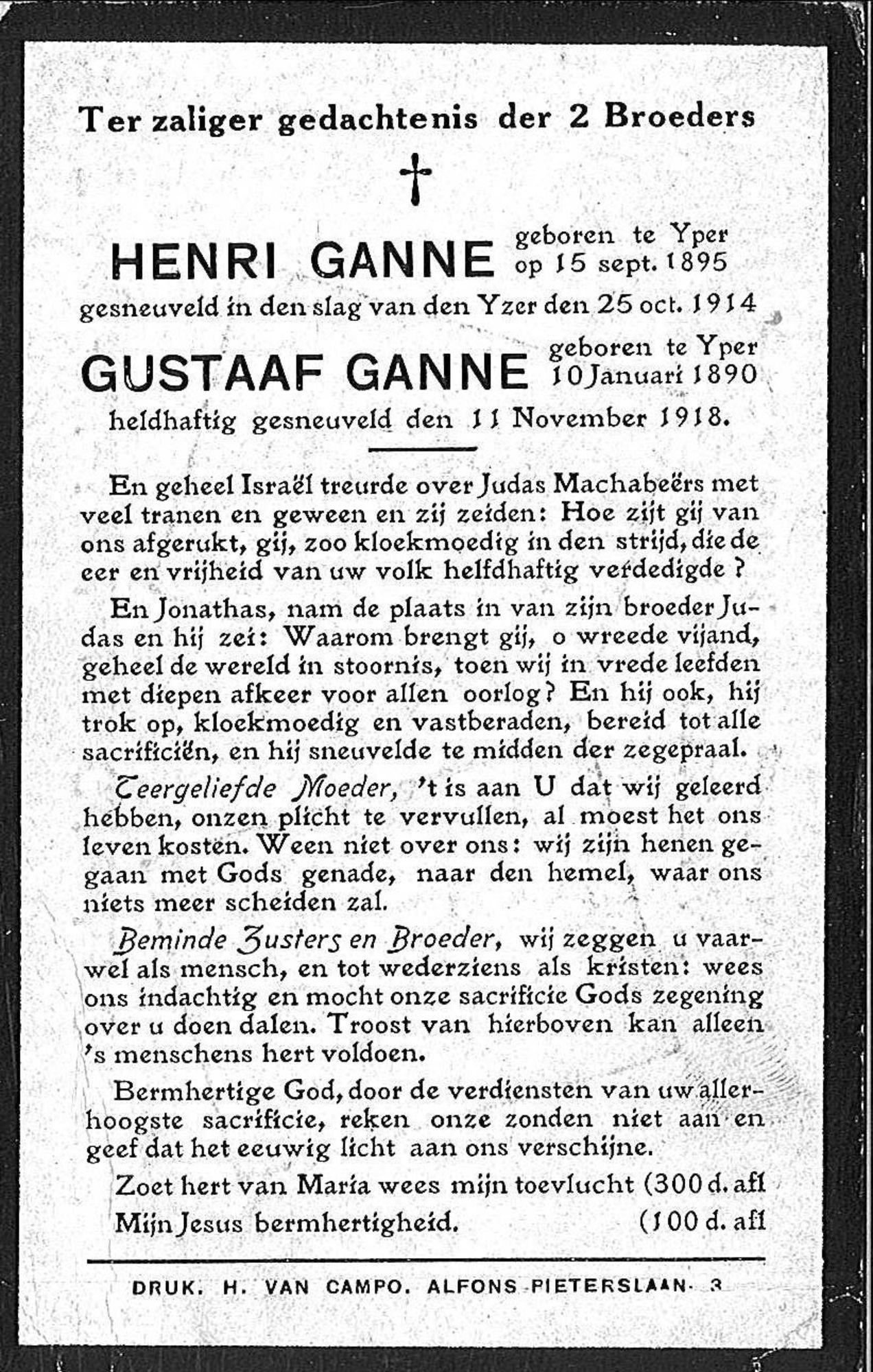 Henri Ganne