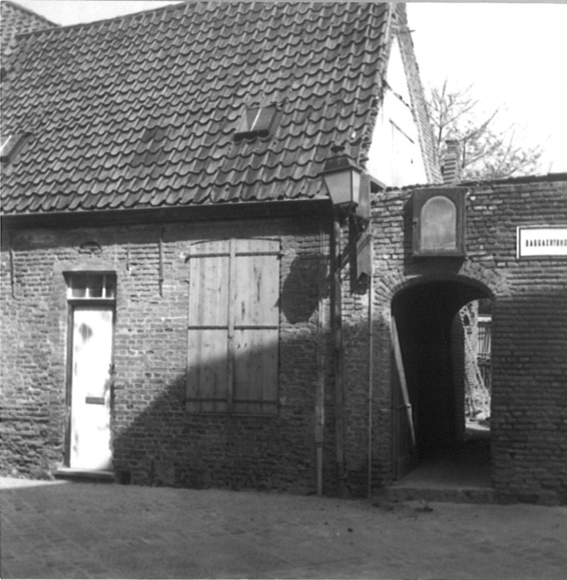 Restauratie Baggaertshof