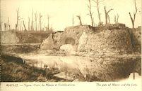 Westflandrica - de Menenpoort in Ieper