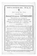 Amand-Jacques Notredame