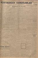 Kortrijksch Handelsblad 12 december 1945 Nr99 p1