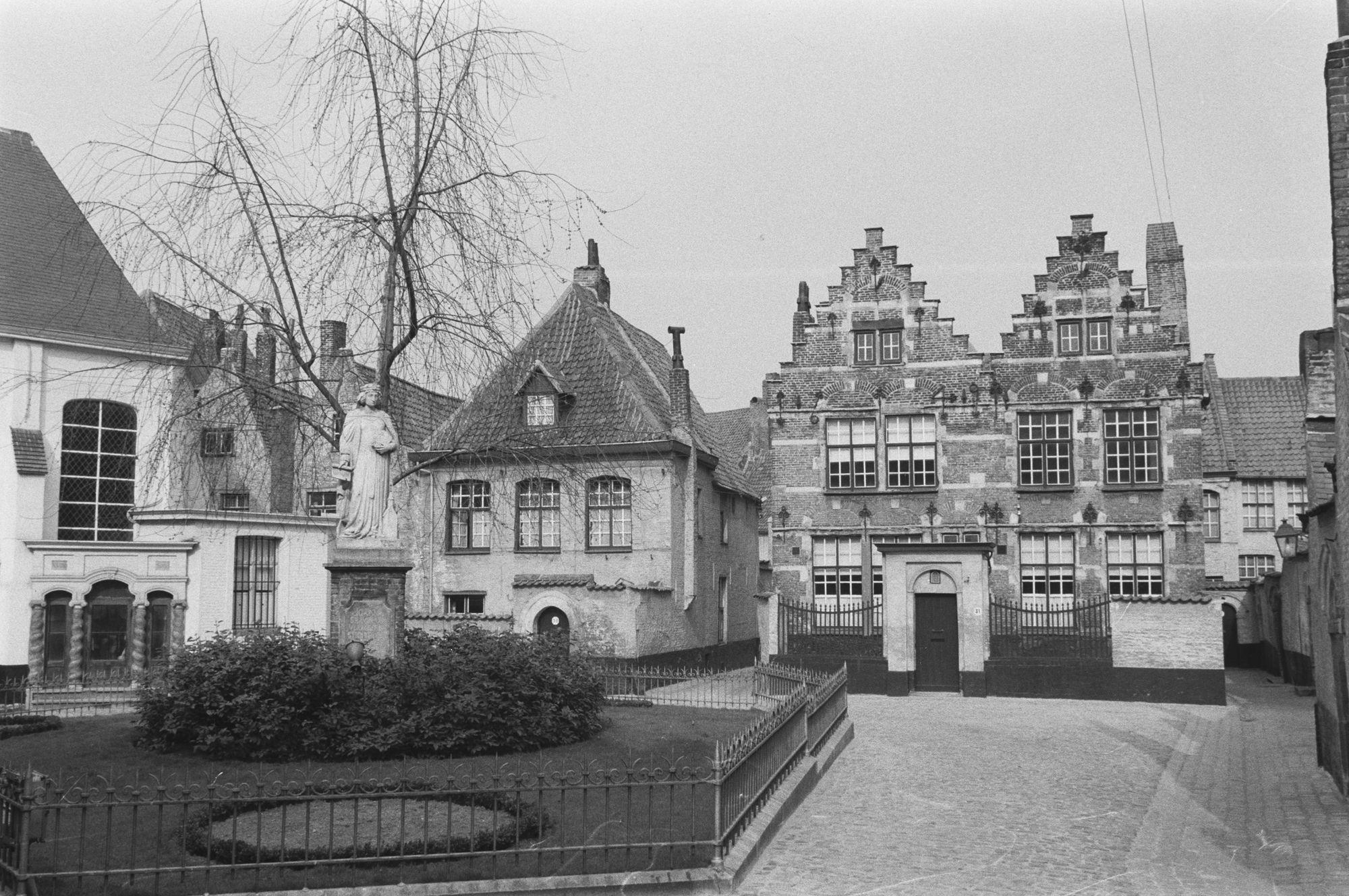 Het Begijnhof van Kortrijk
