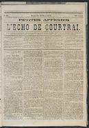 L'echo De Courtrai 1873-03-16 p1