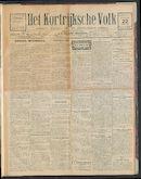 Het Kortrijksche Volk 1925-02-22 p1