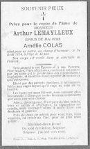 Lemaylleux Arthur