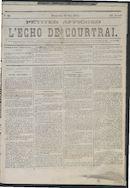 L'echo De Courtrai 1875-05-16 p1