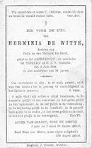 Hermina De Witte
