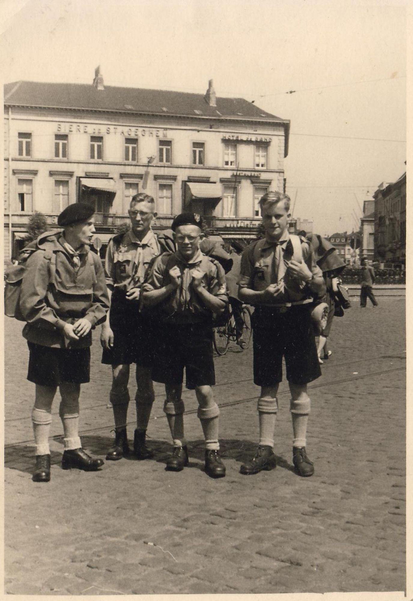 Scouts Saeftinghe