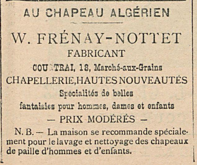 W. FRENAY-NOTTET