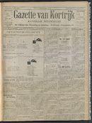 Gazette Van Kortrijk 1908-06-11 p1