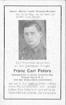 Franz-Carl Peters