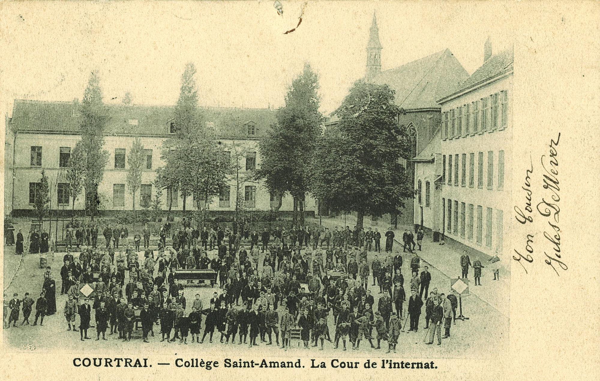 Sint-Amandscollege (Overleie)