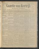 Gazette Van Kortrijk 1907-05-26