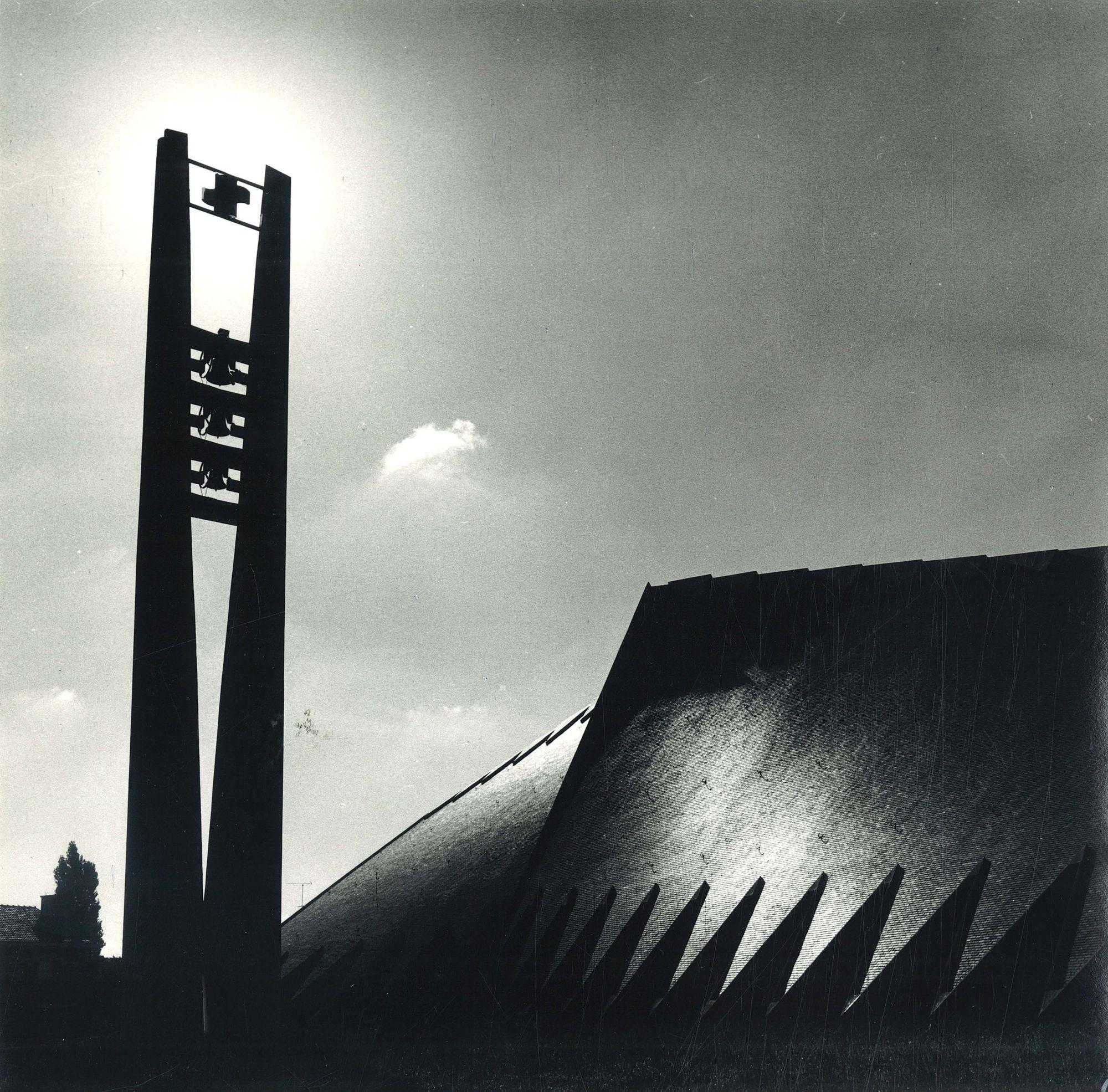 Sint-Pieterskerk Kuurne 1972