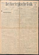 Het Kortrijksche Volk 1930-06-08