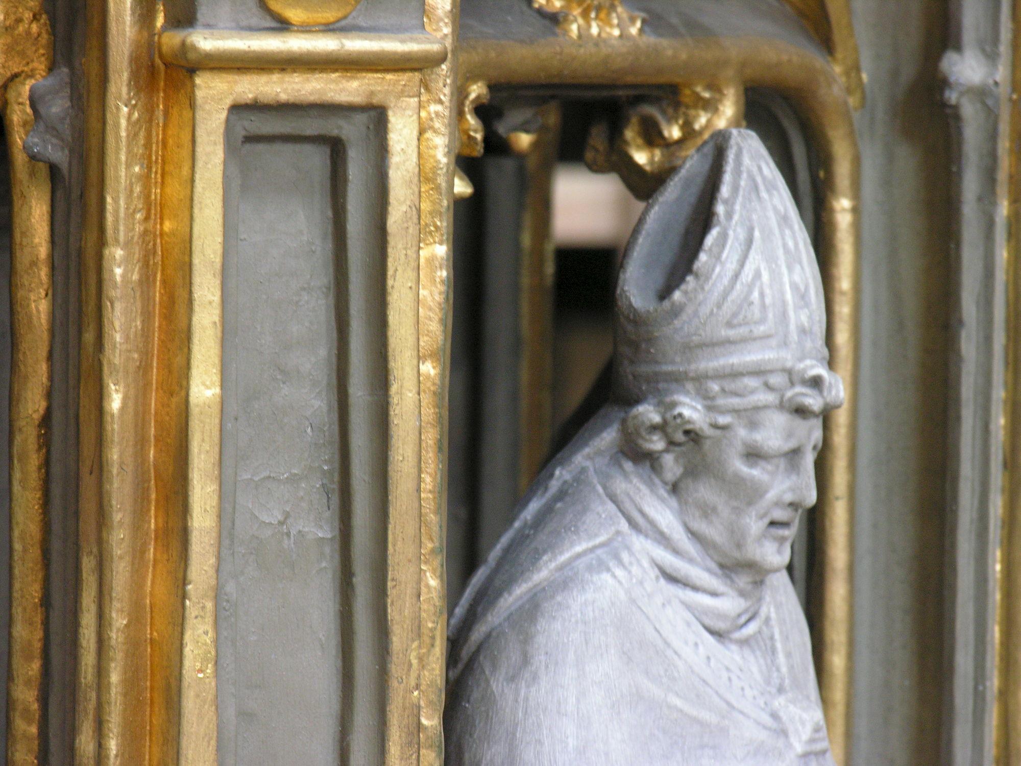 Sacramentstoren Sint-Maartenskerk