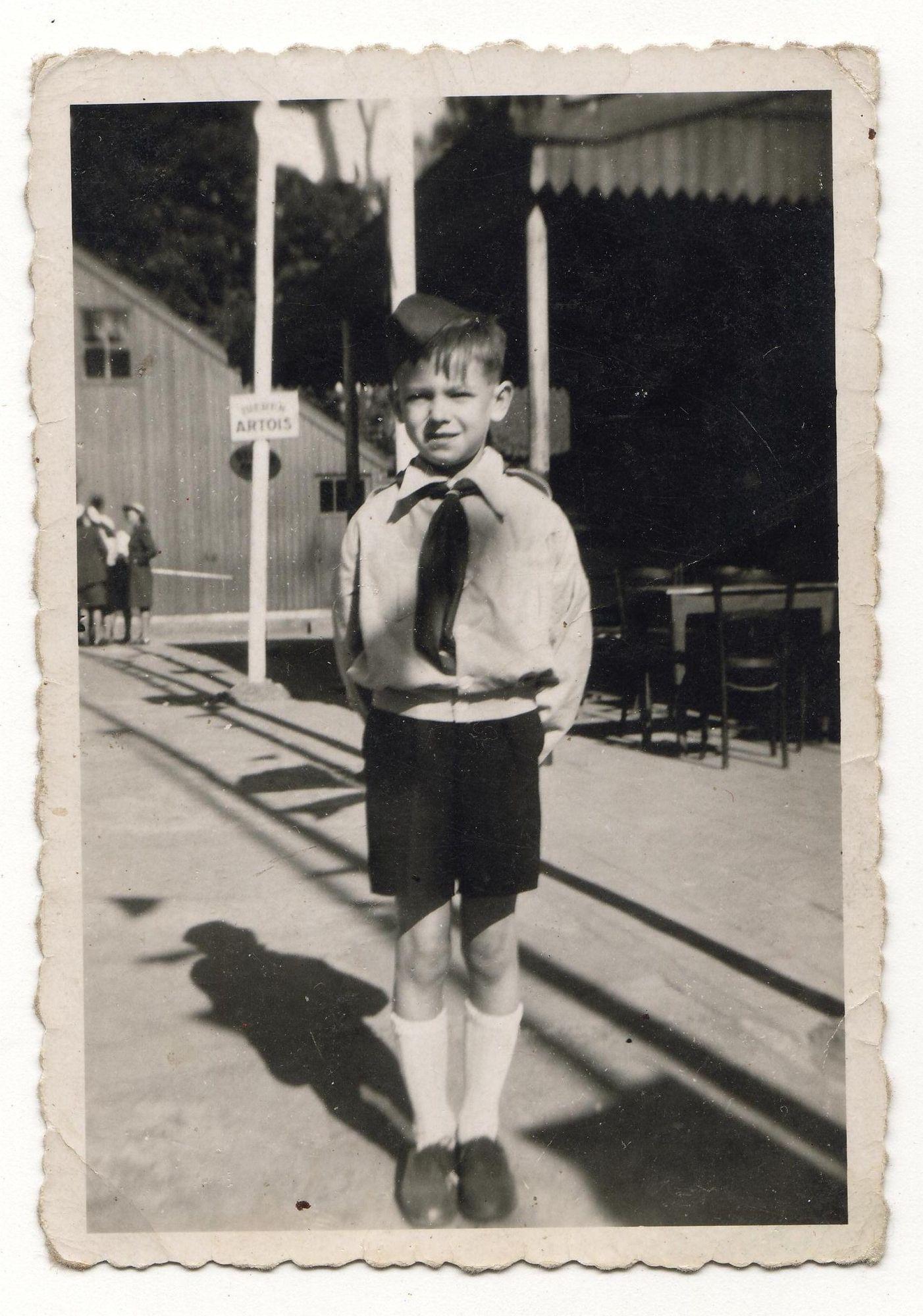 Chiro Sint-Rochus 1946
