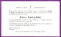 Félix Callens