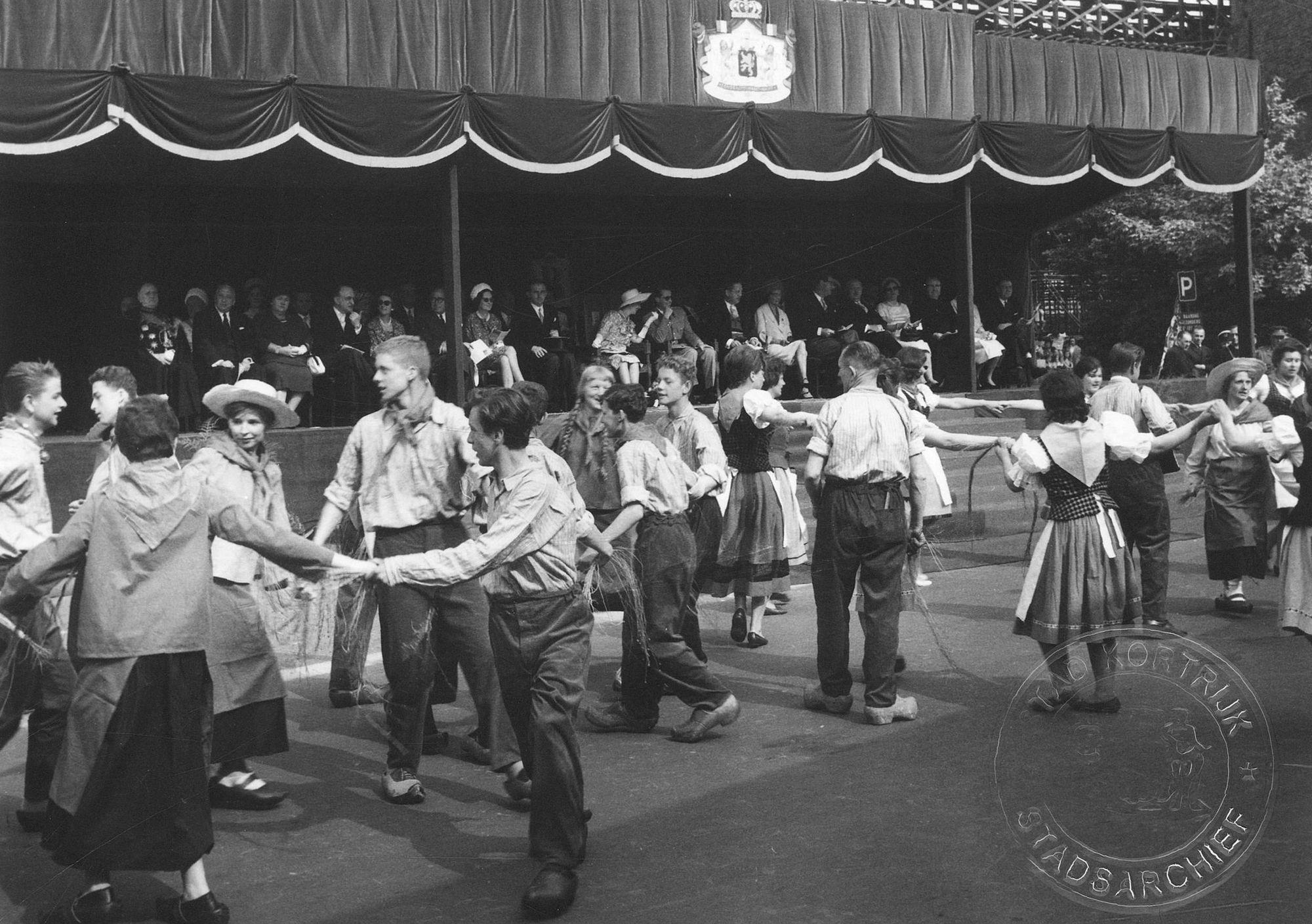 Gulden Sporenfeesten 1962