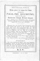 Pauline Bauwens