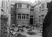 Schouwburg werken 1954