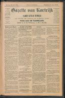 Gazette Van Kortrijk 1894-07-29