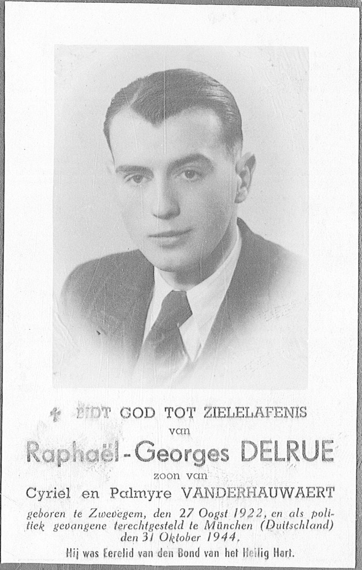 Raphaël-Georges Delrue