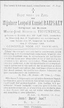 Leopold-Kamiel Raepsaet