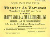 Paasfoor 1907: Theater de Variétés L. Hanssens