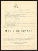Marie De Muynck