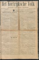 Het Kortrijksche Volk 1914-06-21
