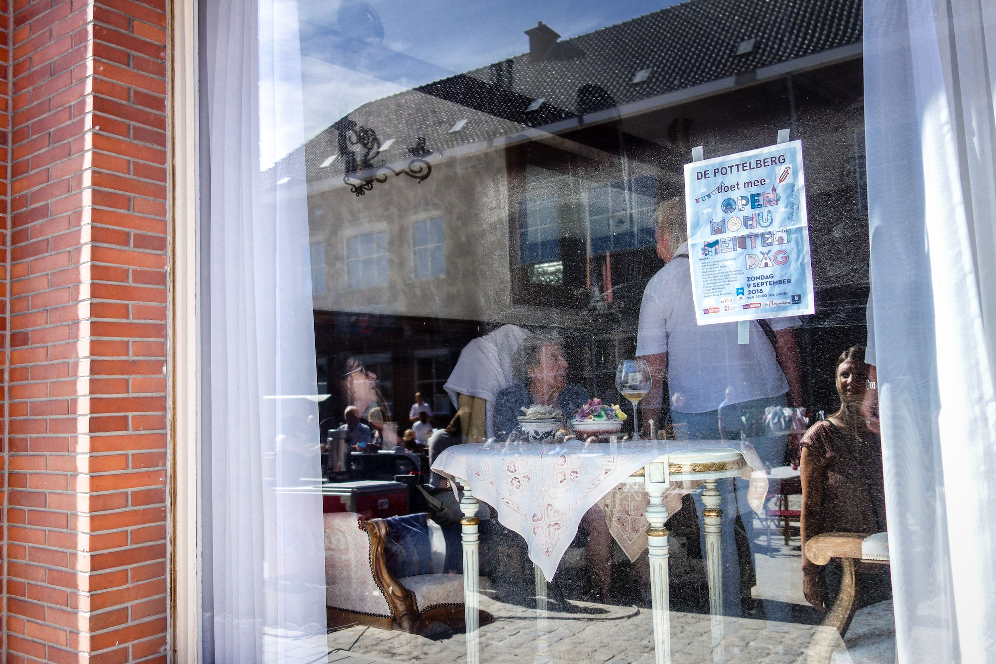 Open Monumentendag 2018 De Pottelberg