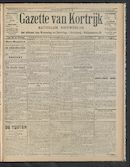 Gazette Van Kortrijk 1910-06-16
