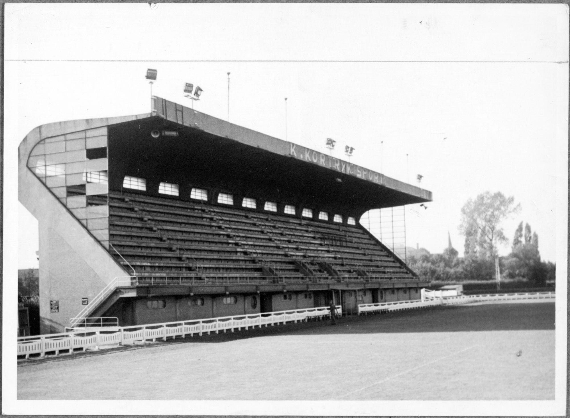 Stadion van Kortrijk Sport