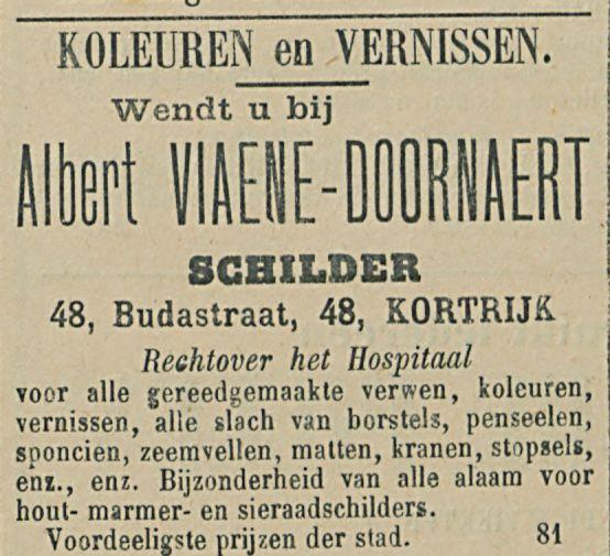 Albert VIAENE-DOORNAERT