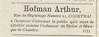 Hofman Arthur