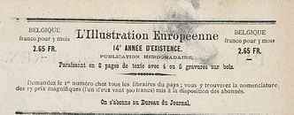 L'Illustration Europeenne