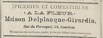 Maison Delplanque-Girardin