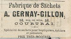 A. GERNAY-GILLON