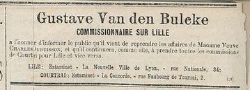 Gustave Van den Bulcke