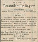 Decanniere-De Geyter