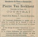 Pierre Van Eeckhout