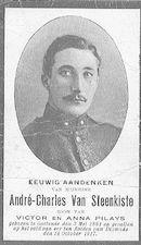 André-Charles Van Steenkiste