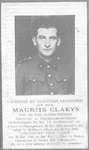 Maurits Claeys
